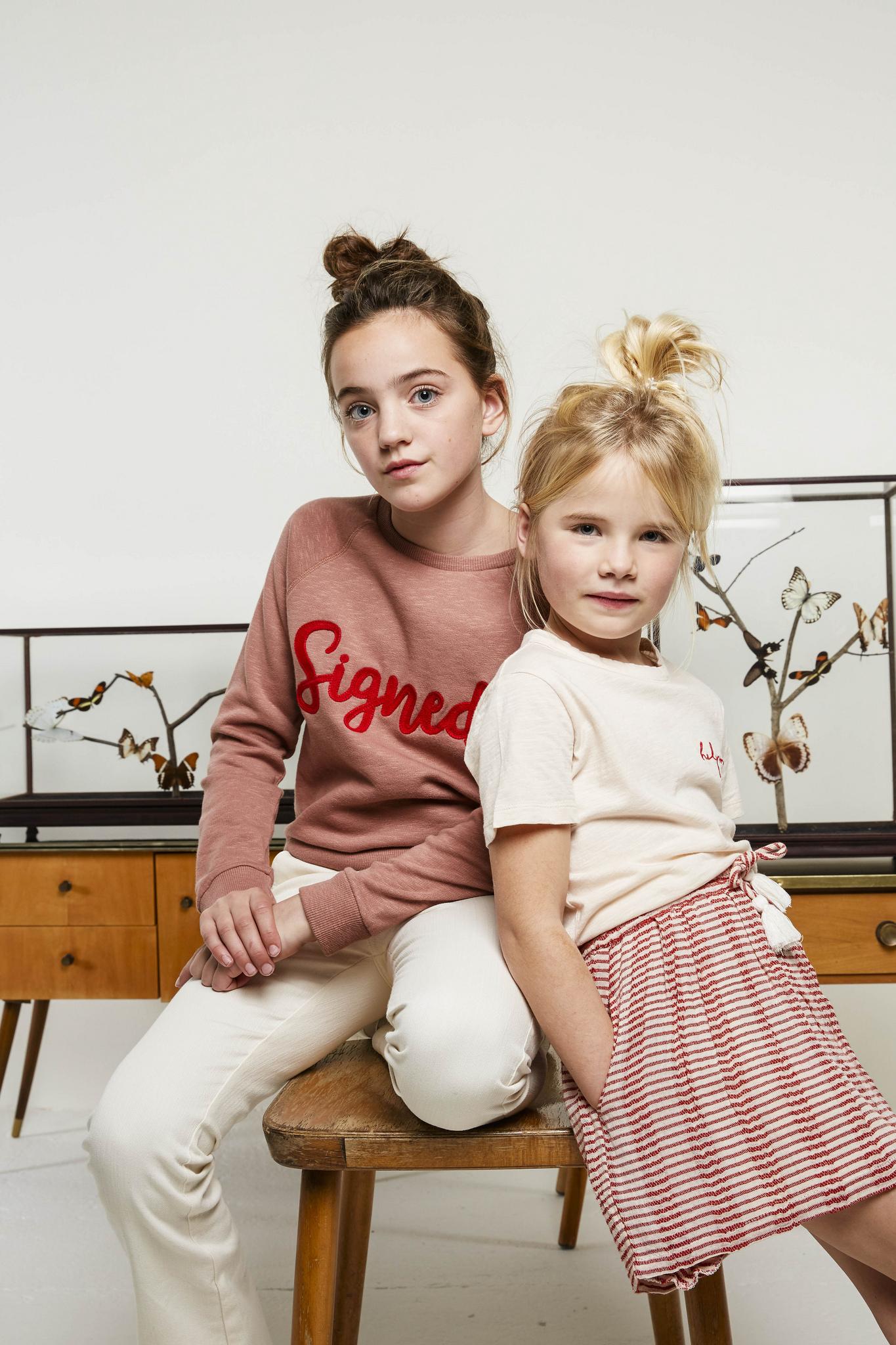 By Bar Amsterdam SS18 colección de moda para adolescentes