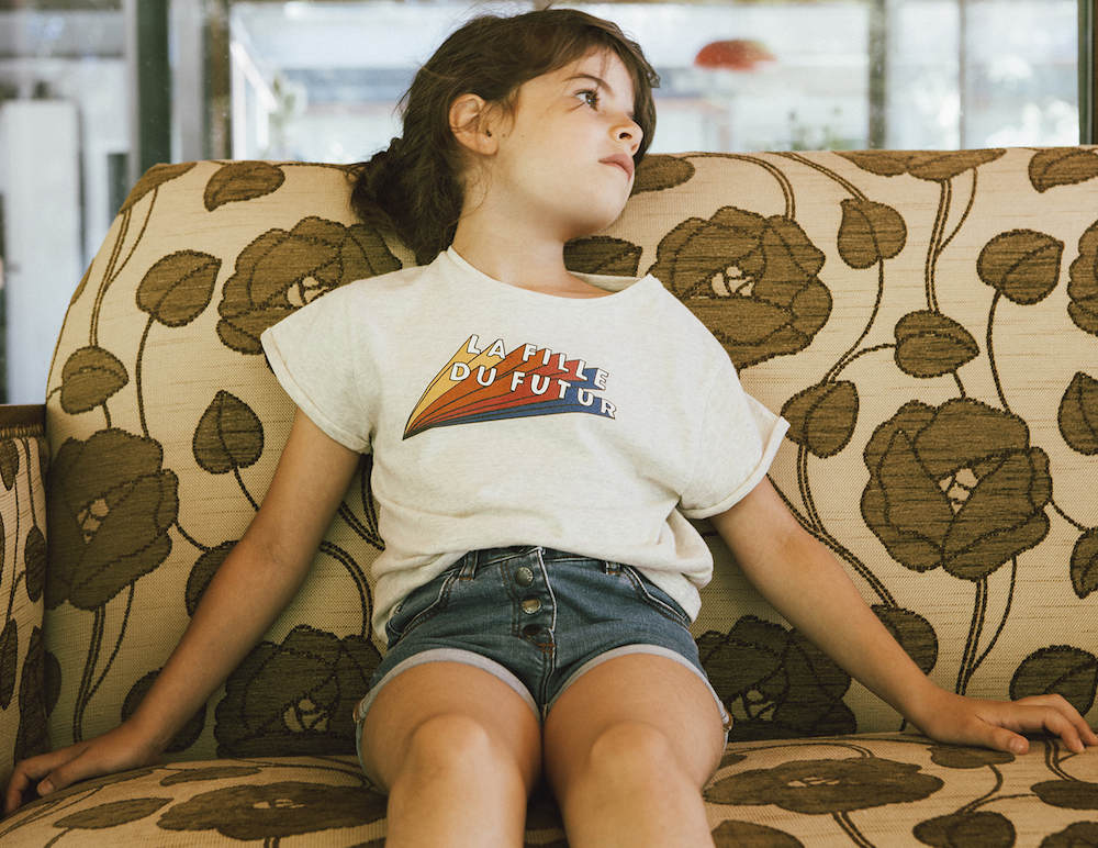 Hundred Pieces clothing SS 18, collection de moda para niños de 2 a 16 años