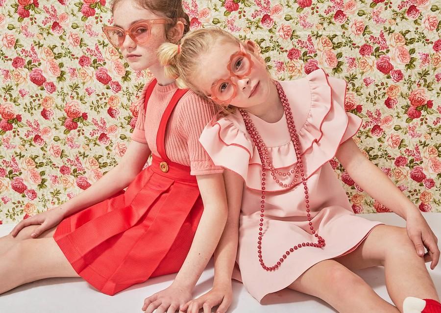 Moodblue ropa infantil, coleccion de verano 2018