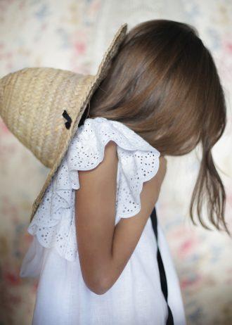 By Niné vestidos para niñas colección de verano 2018