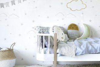Hibou Home papeles para pared y textiles infantiles de diseño