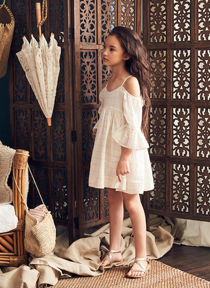 Nelly Stella colección de moda para niñas verano 2018