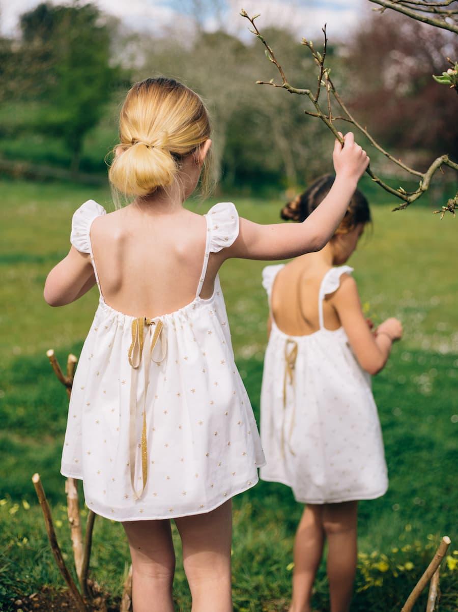 Vestidos especiales para niñas No sin Valentina