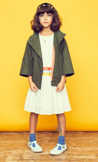 Kingdom of Origin moda infantil ética y sostenible