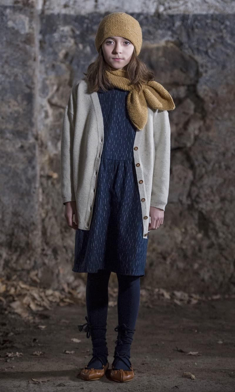 , ropa artesanal realizada con fibras naturales de calidad