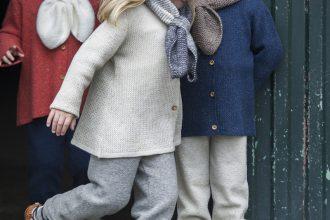 Aiö kids ropa artesanal realizada con fibras naturales de calidad