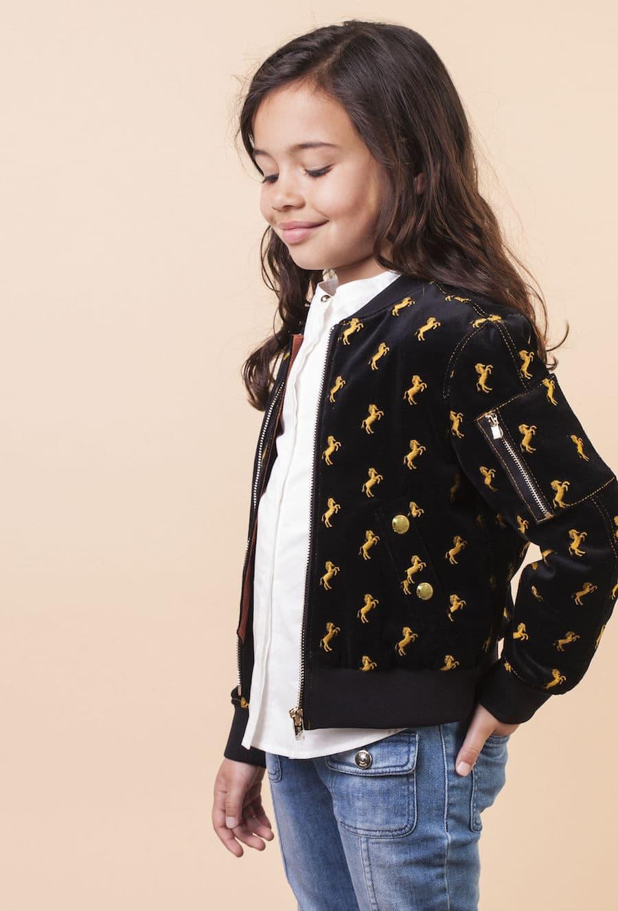 Chloé girls una nueva colección de invierno para las niñas