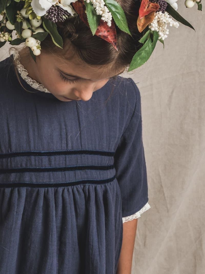 Labubé vestidos elegantes para niña