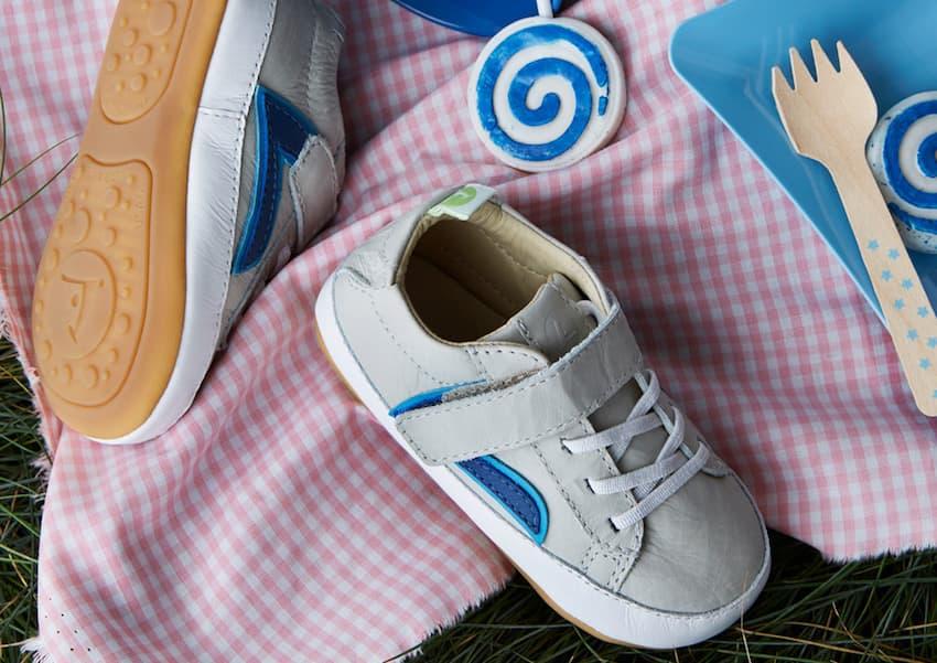 Zapatos suaves y cómodos para bebés, Tip Toey Joey