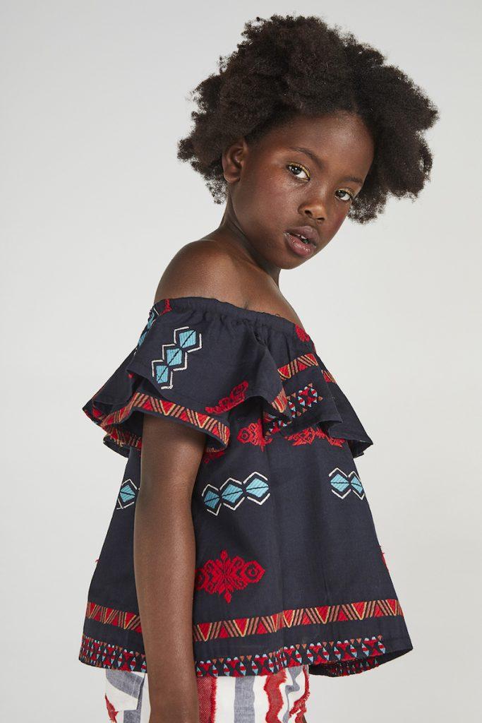 Moda africana de la mano de Piñata Pum verano 2019