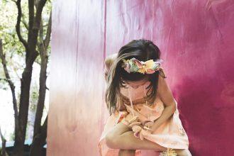 Yellow Pelota ropa de verano para niños