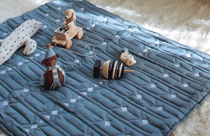 Colchas para bebés de Lal & Nil